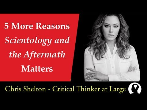 """5 More Reasons """"Scientology and the Aftermath"""" is More Important Than You Think"""