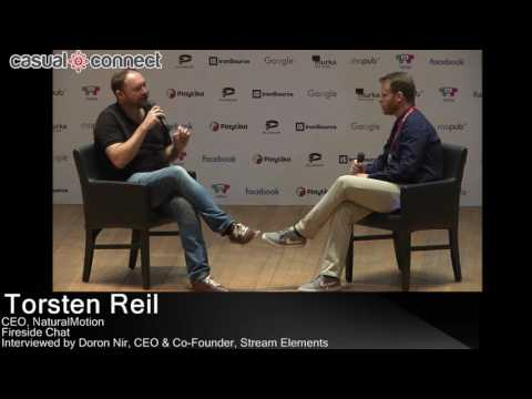 Fireside Chat: Delivering Innovation in Mobile Games | Torsten Reil and Doron Nir