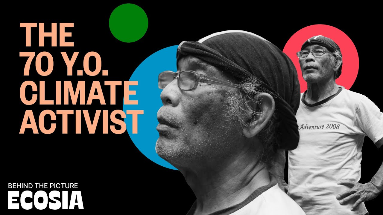 Am I too old for climate activism? | Trees vs Palm Oil