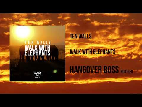 Ten Walls - Walk With Elephants (HANGOVER BOSS Bootleg)