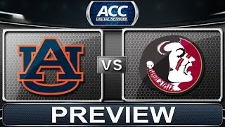 VIZIO BCS National Championship Preview | Auburn vs Florida State