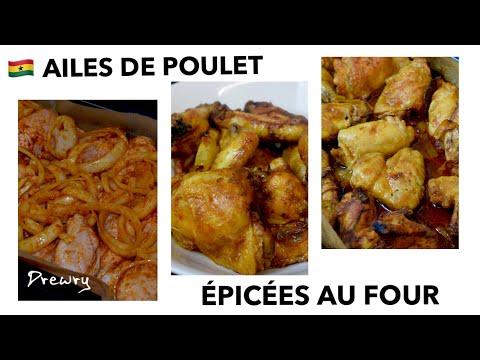 recette-noel#4:-comment-faire-les-ailes-de-poulet-au-four-?
