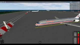 simulatore di volo di roblox aereo atterraggio morbido SFS