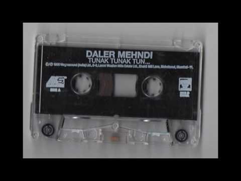 (1998) Daler Mehndi - Tunak Tunak Tun [Canadian Cassette Single Rip]