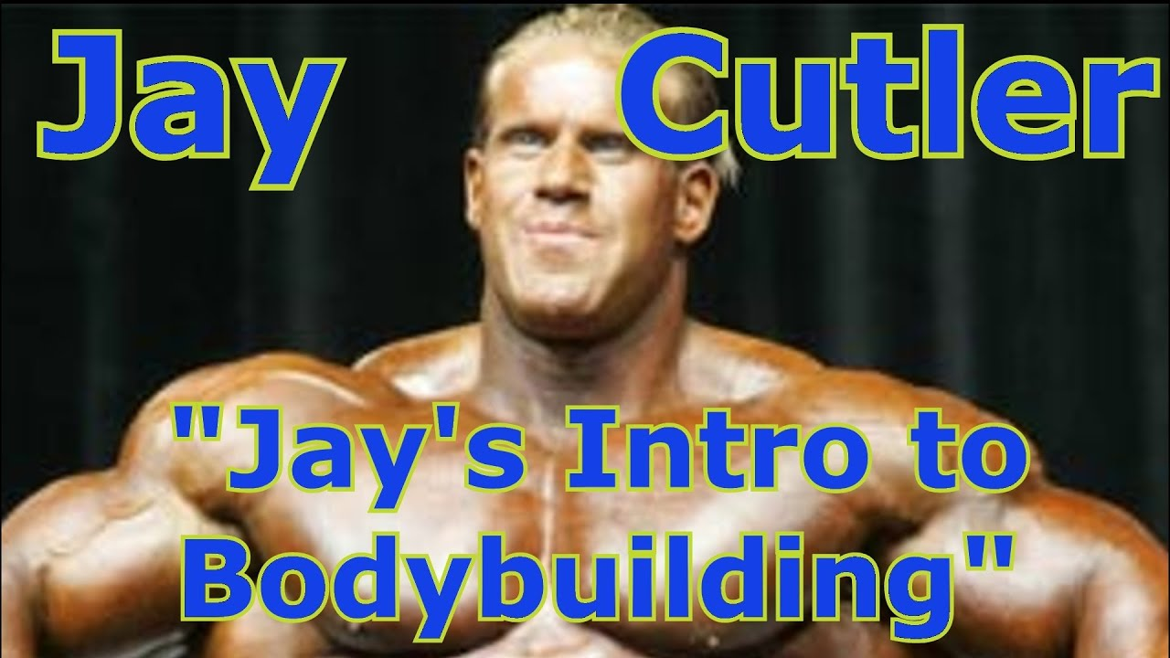 """Jay Cutler """"Jay's Intro to Bodybuilding"""" - 2013 Fit Expo ..."""
