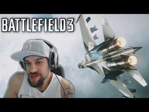 SU-35 é Ignorante - Battlefield 3