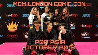 [UJJN] MCM London Comic Con PopAsia October 2018