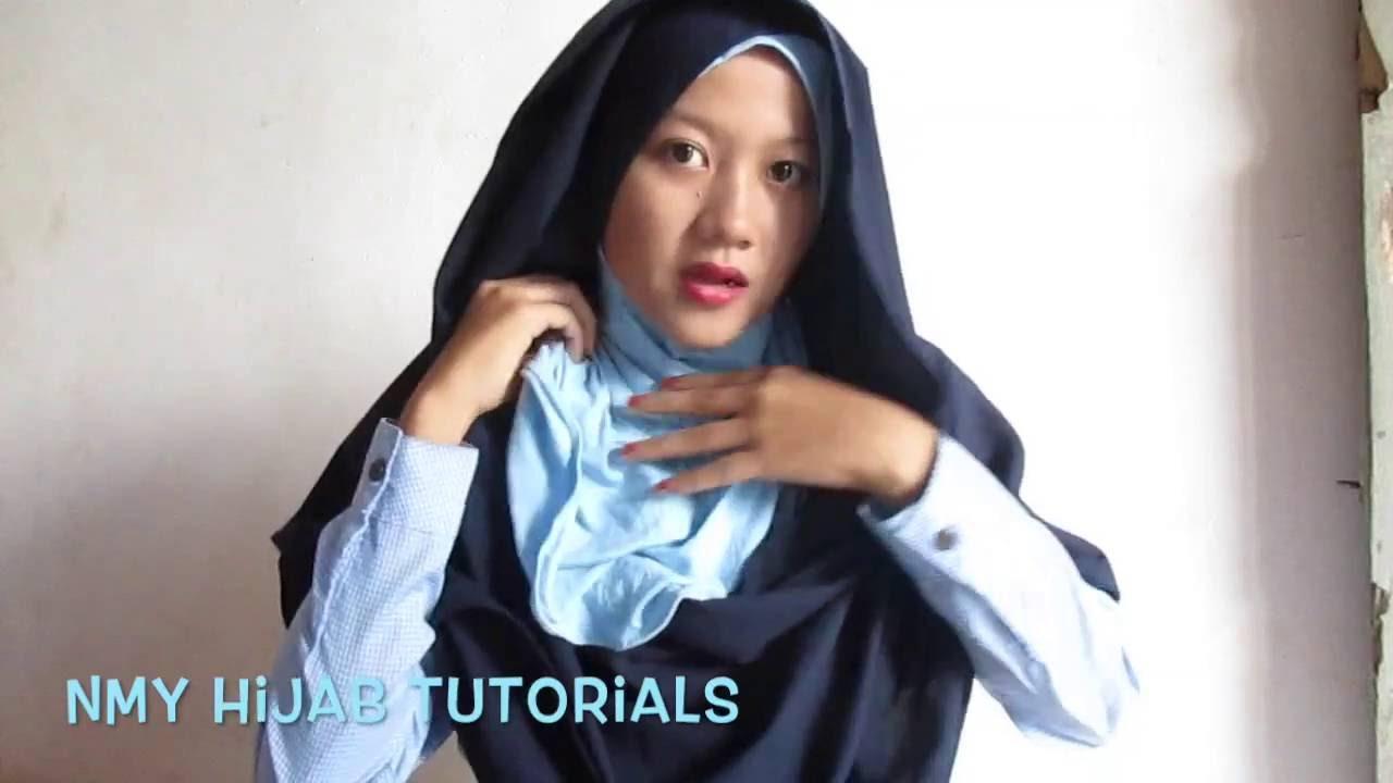 Tutorial Hijab Pashmina Ima Untuk Pesta Paling Praktis Terbaru