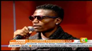 Power Breakfast With Artiste - Octopizzo