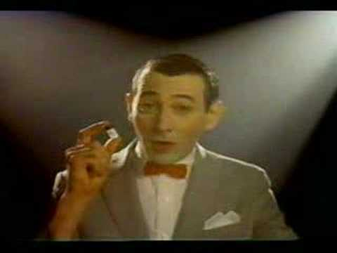 PeeWee Herman PSA Don't Do Crack Thumbnail