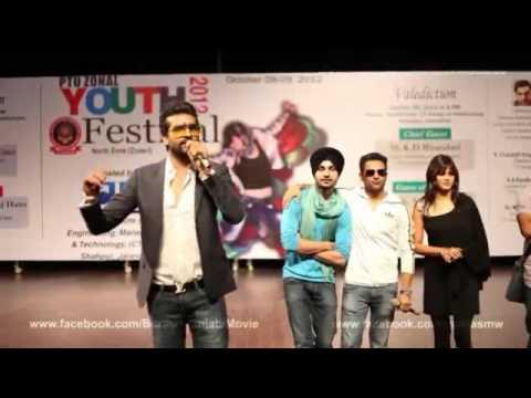 Yuvraj Hans Live - Dil Saiyaan Saiyaan Bolda (Burrraahh) at Jalandhar
