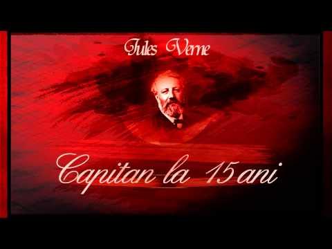 Capitan la 15 ani - Jules Verne
