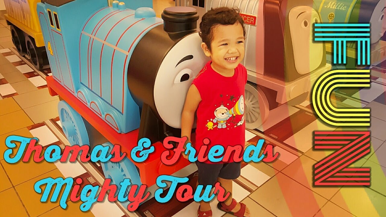 THOMAS AND FRIENDS Minis 2018 in REAL LIFE