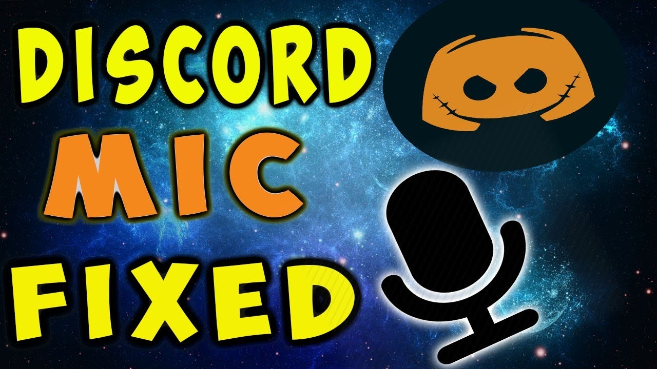 How To Fix Microphone Not Working in Discord Tutorial 2018