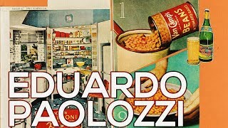 Eduardo Paolozzi: A collection of 208 works (HD)