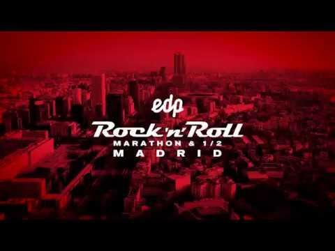 Rock roll madrid maraton