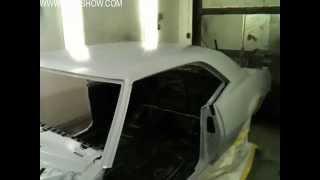 1968 Camaro Countdown to SEMA 2011 V8TV Video:  Seam Sealing