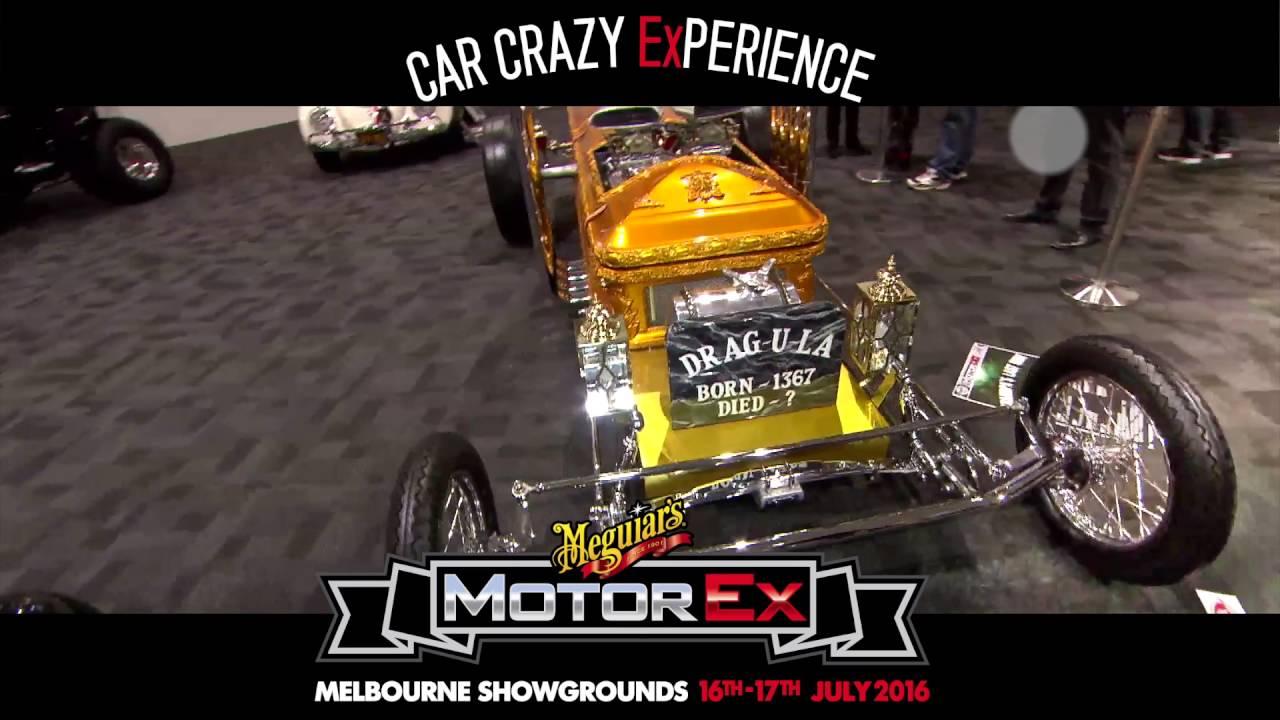 Meguiar's MotorEx - Car Crazy Experience in Melbourne July 2016
