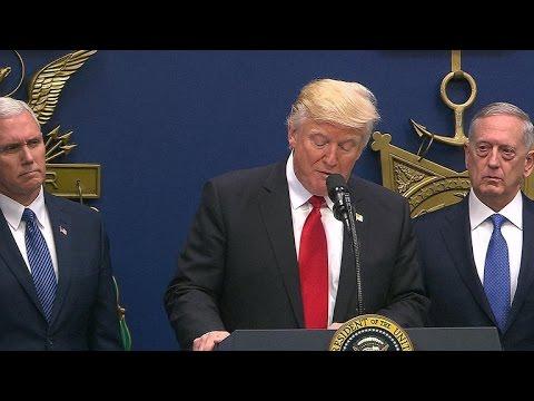 Trump speaks with Vladimir Putin over the phone