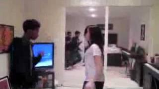 Demi Lovato 17th birthday party choreography
