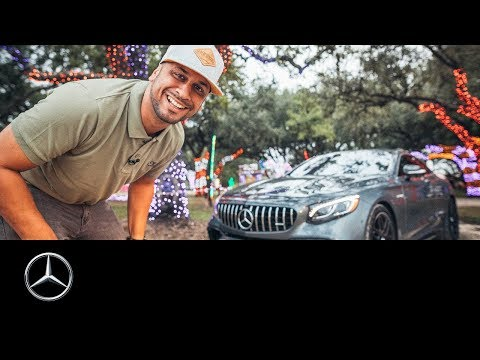 JP Kraemer Mit Dem Mercedes-AMG S 63 4MATIC+ Coupé Unterwegs In Texas