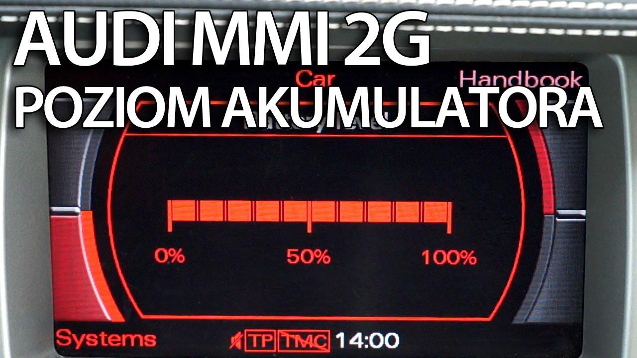 Audi 2g Mmi Multimedia Video Interface A6 A8 Q7 Audi Autos Post