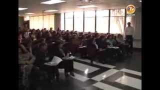 Personal Administrativo de la UNMSM recibió capacitación en Resoluciones Universitarias