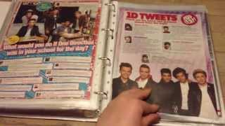 My New One Direction Binder ! ♥