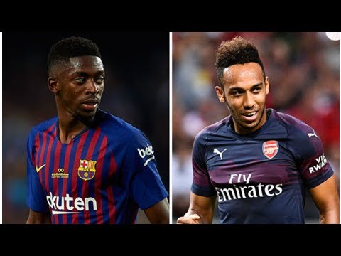Arsenal transfer news: How Pierre-Emerick Aubameyang stopped Ousmane Dembele deal