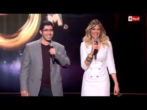 فيديو احمد المرشدي تقليد عمرو خالد والشوالي - نجم الكوميديا HD