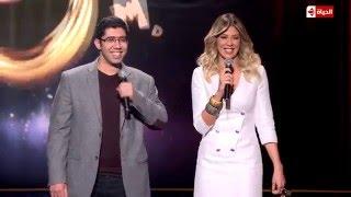 """The Comedy -  أحمد المرشدي """" مصر """" ... موهبة """" التقليد """" تقليد رائع لـ عصام الشوالي وعمرو خالد"""