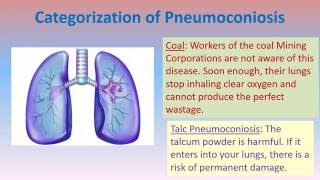 What is Pneumoconiosis - Hoool.com