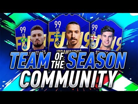 TEAM OF THE SEASON IS HERE! - VOTE NOW - FIFA 19 Ultimate Team thumbnail