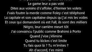 Maître Gims - Longue vie ft. Lefa (Paroles)