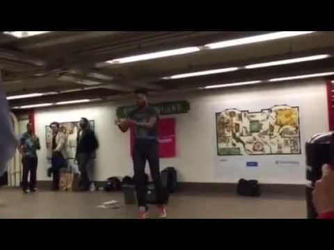 Opera in the subway