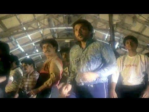 Gharshana Telugu Movie Video Songs - Raja Rajadi
