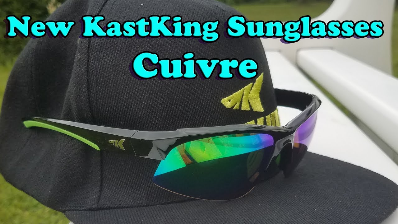 f6f1b2239ab28 KastKing Cuivre Sport Sunglasses Unboxing   Review - YouTube