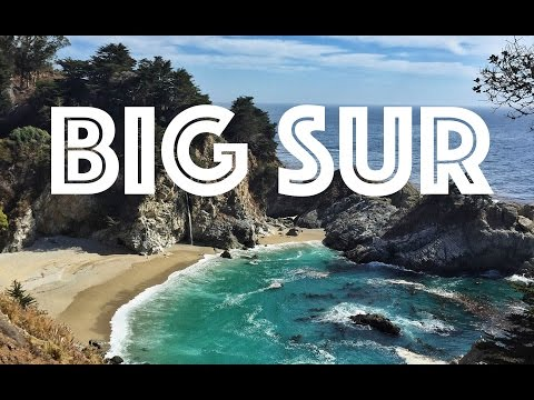 BIG SUR - Future Life On Road?