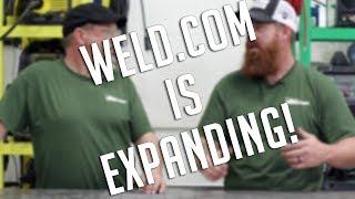 Weld.com is Expanding to 3 Videos per Week!