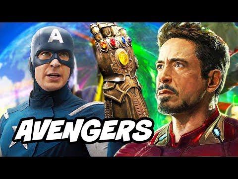 Avengers Infinity War Promo - Marvel Cinematic Universe 10th Anniversary