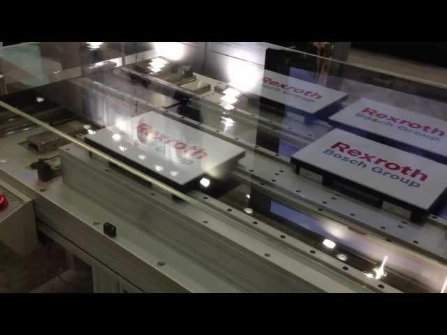 렉스로스, 캐리어 이송 및 물류에 최적화된 리니어 모션 시스템 선보여