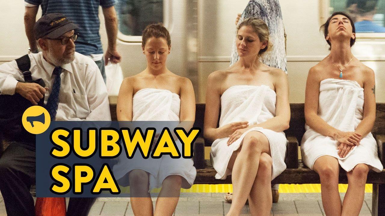 The Subway Spa