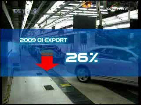 Japan´s 1st quarter GDP shrinks sharply - 20 May 09