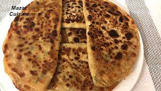Afghani Bolani Gulpi , Gobi Paratha ,Iftar,Recipe, بولانی گلپی Ramzan Special,Recipes