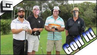 Golf It - STROKE IT GENTLY! ( Golf It Funny Moments )