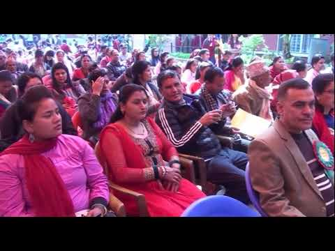 Parents' Day Program-Children's Model H.S.School Kathmandu-अभिभावक दिवस