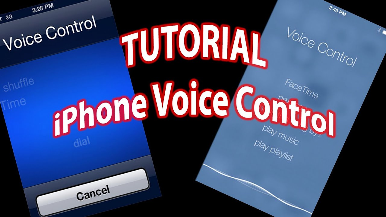 turn off voice over iphone how to use iphone voice commands and turning it 7424
