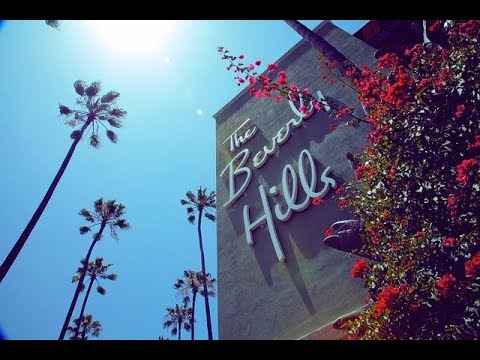 A 360° Guided Tour Of The Beverly Hills Hotel