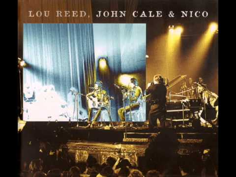 Lou Reed, John Cale And Nico - Le Bataclan '72 Live (Full Album) 1972