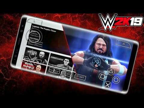 Wwe 2k19 Download For Psp Android Download Wwe 2